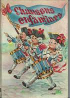 Livre Chansons Enfantines - Corales