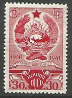 RUSSIE  N� 834 OBL