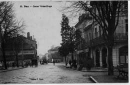 Dax Landes Café Attelages Boutiques Cirage à La Cire 1910 état Superbe - Dax