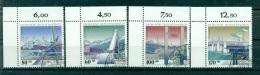 Allemagne -Germany 1993 - Michel N. 1650/53 - Sites Sportifs Olympiques En Allem - [7] République Fédérale