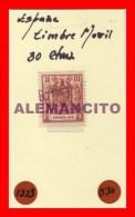 ESPAÑA - FISCAL AÑO 1940 - Fiscales