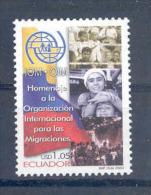 EC - 2002 - 2684 - ECUADOR  - IOM - ** - MNH - POSTFRISCH - Equateur