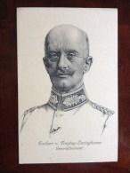218- Generaleutnant Hugo Freiherr Von Freytag-loringhoven Ed. Stengel & Co. - Militaria