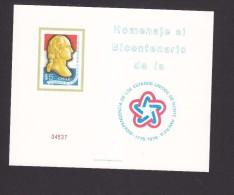 Chile, Scott #492, Mint Never Hinged, George Washington, Issued 1976 - Chile