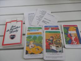 jeu de 7 familles SINDY