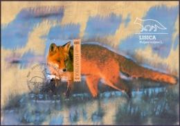 Croatia - Fox, Maximum Card, 2015 - Perros