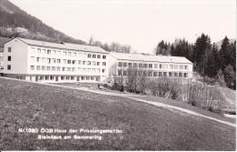 AK Steinhaus Am Semmering - ÖGB Haus Der Privatangestellten (17745) - Semmering