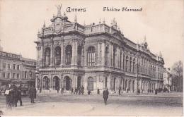 AK Anvers - Théâtre Flamand  (17754) - Antwerpen