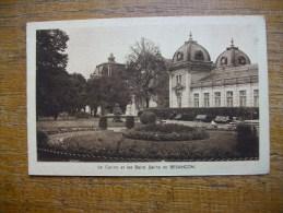 Besançon Le Casino Et Les Bains Salins De Besançon - Besancon