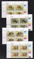 BOPHUTHATSWANA, 1990, MNH Controls Block Of 4, Wild Animals, M 235-238 - Bophuthatswana
