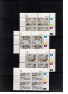 TRANSKEI, 1990, MNH Controls Block Of 4, Fossils,  M 246-249 - Transkei