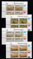 TRANSKEI, 1993, MNH Controls Block Of 4, Prehistoric Animals,  M 303-306 - Transkei