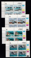 TRANSKEI, 1994, MNH Controls Block Of 4, Shipwrecks,  M 315-318 - Transkei