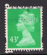 GB 2004 QE2 43p Emerald Machin SG Y1718... . ( R36 ) - 1952-.... (Elisabeth II.)