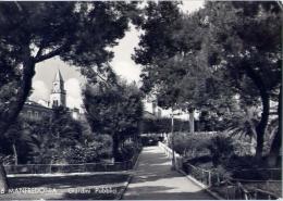 Manfredonia - Giardini Pubblici - Formato Grande Viaggiata - Manfredonia