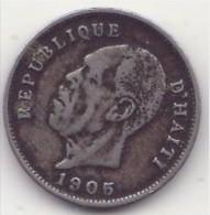 Haiti - 1905 - 5 Gourdes - Haïti