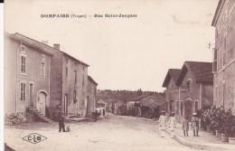 DOMPAIRE Rue Saint-Jacques - Dompaire