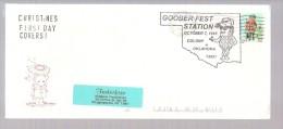 Goober Fest Station-  Colony Oklahoma - Enveloppes évenementielles