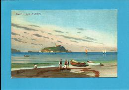 ITALIA - Napoli - Isola Di Nisida - Ed. Bicchierai Signed By F. Coppola - N.º 2799/22 - Italy - Other Illustrators