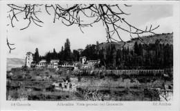 GRANADA    ALHAMBRA   VISTA  GENERAL  DEL  GENERALIFE      (NUOVA) - Granada