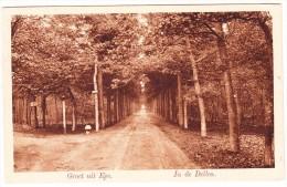 Groet Uit  Epe - In De Dellen  (Uitg. Nauta & Zoon - A 2144) -  (Gelderland - Holland/Nederland) - Epe