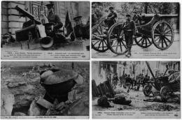 Troupes Militaires Belges Guerre 1914  Lot 18 Cpa Très Bon état - Belgique