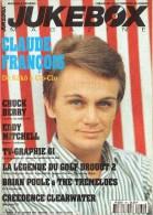 Magazine JUKEBOX - N° 88  - CLAUDE FRANCOIS - DE KOKO A CLO CLO - - Musique