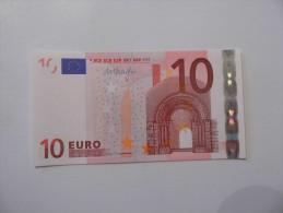 BILLET DE 10 EUROS   ALLEMAGNE    X   E 007 A 3  UNC DRAGHY - EURO