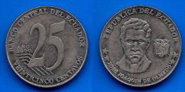 Equateur 25 Centavos 2000 Ecuador Jose Joaquin De Olmedo Pesos Peso Paypal Skrill Bitcoin OK - Equateur