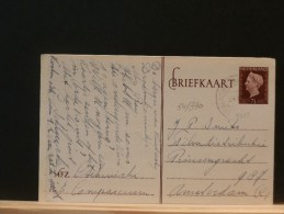 54/330   BRIEKAART  1947 - Postal Stationery