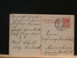 54/336   BRIEKAART  1936 - Postwaardestukken