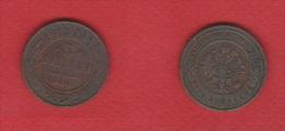 Russie     //  3 Koppeck  1913  //   Km # 11.2   //  état  TTB - Russia