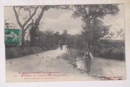 CPA DPT 31 LE CLOCHER DE LAGARDE En 1910!! - Autres Communes