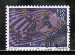 CH 1981 MI 1196 USED - Suisse