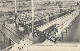 INDUSTRIE DU NORD - Salle De Renvideurs - FILATURES - - Industrie