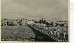 ANTILLES - QUEEN EMMA PONTOON BRIDGE - Antilles Neérlandaises
