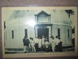 NOUVELLE CALEDONIE LA BASE DU PHARE RARE - Nueva Caledonia