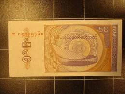 Myanmar 50 Pyas 1994 P68 Neuf - Myanmar