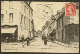 HESDIN La Rue Farré (Armaud) Pas De Calais (62) - Hesdin