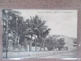 NOUVELLE CALEDONIE   NOUMEA    UNE RUE - Nueva Caledonia