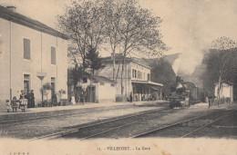CPA - Villefort - La Gare - Villefort