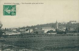 16 SEGONZAC / Vue Générale / - Autres Communes