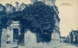 16 SEGONZAC / Route De Barbezieux / - Autres Communes