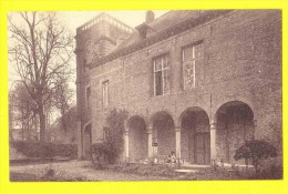 * Ecaussinnes Lalaing (Hainaut - La Wallonie - Charlerloi - Mons) * (Nels) Chateau D'écaussines Lalaing, CPA, Rare - Ecaussinnes