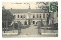 Cp, 41, Romorantin, L'Hôtel Dieu, Voyagée 1915 - Romorantin