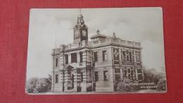 Rhodesia SALISBURY Victoria Memorial   Ref 1936 - Zimbabwe