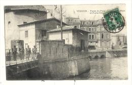 Cp, 55, Verdun, Poste De Futy..., Voyagée 1908 ? - Verdun
