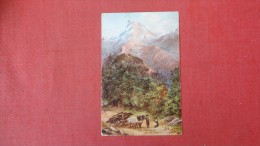Tuck, Raphael The Pyrenees Pic De Gers ------------- Ref 1936 - Tuck, Raphael