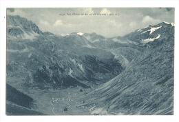 Cp, 38, Val D'Isère, Vu Du Col De L'Iseran - Autres Communes