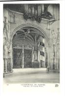 Cp, 44, Nantes, La Cathédrale, Intérieur, La Grande Porte - Nantes